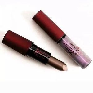 MAC Viva Glam Rihanna 2 Lipstick and Lipglass